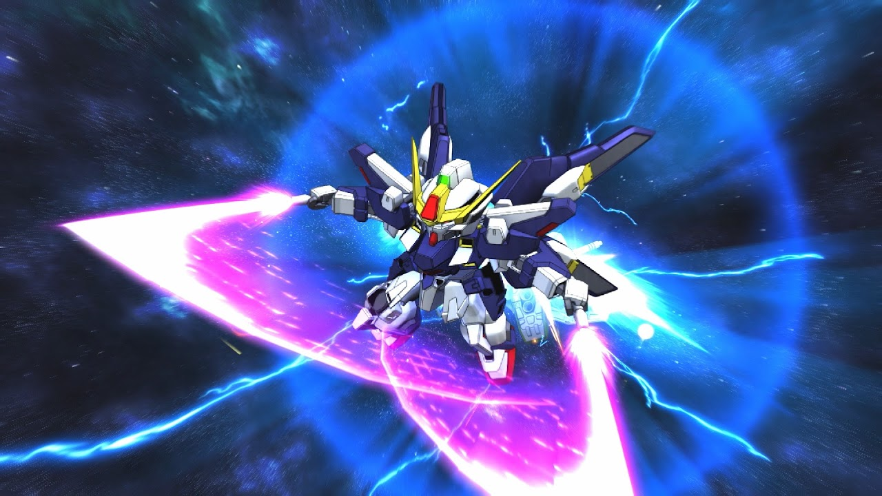 [SD Gundam G Generation Genesis] DLC ฟรีชุดใหม่มาแล้ว!