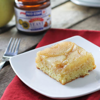 Golden Delicious Apple Squares
