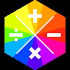 Mental Math Expert: Free flash anzan mental math icon