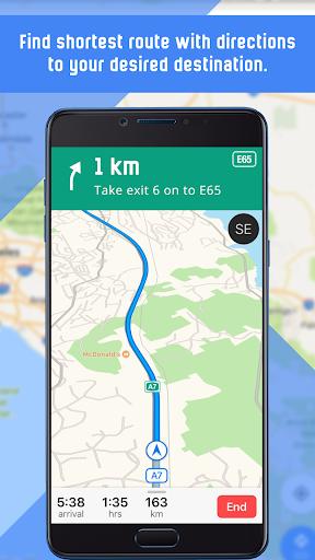 Free GPS Navigation screenshot 14