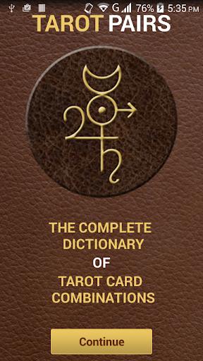 Tarot Pairs