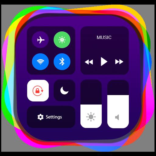 Control Center - IOS 11 notifications