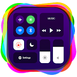 Control Center - IOS 11 notifications Icon