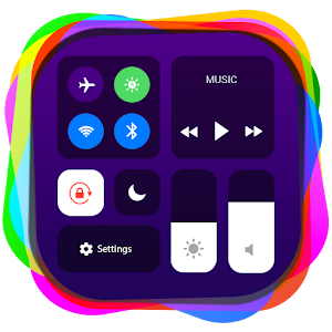 Control Center - IOS 11 notifications APK Cracked Download