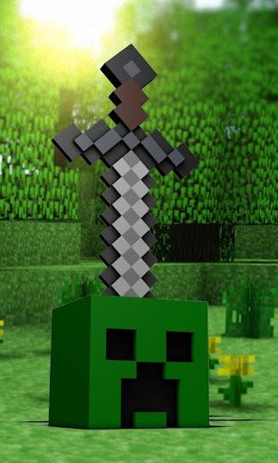Skins Minecraft Jigsaw Puzzle