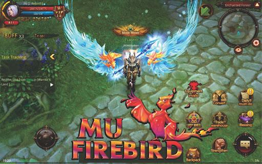 MU FireBird BR - MMORPG LAUNCHER 3.0 screenshots 2