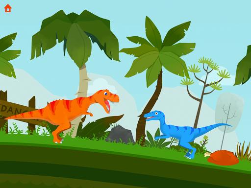 Code Triche Jurassic Rescue - Dinosaur Games in Jurassic! APK MOD screenshots 6
