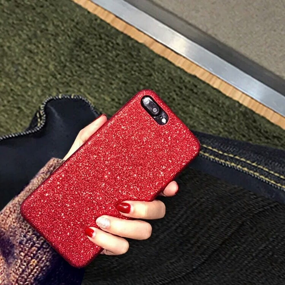 IPhone Case Glitter
