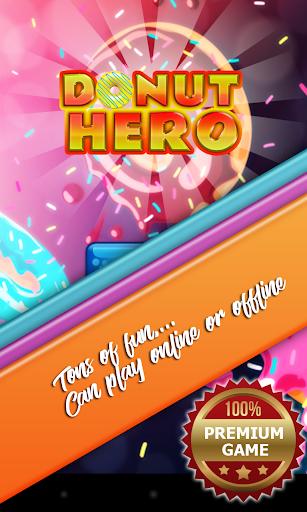 Donut Crush Hero 1.2 {cheat|hack|gameplay|apk mod|resources generator} 1