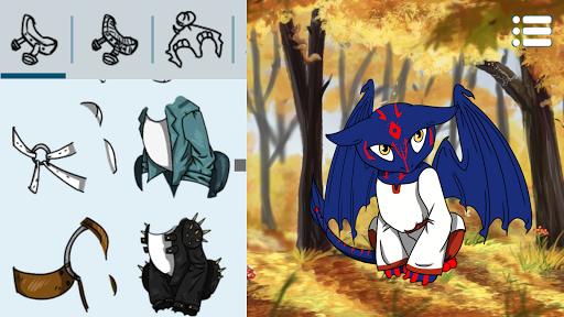 Avatar Maker: Dragons screenshot 10