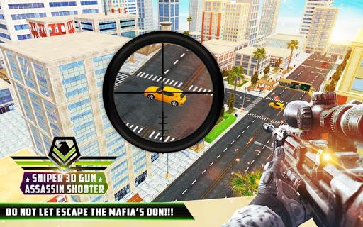 Nouveau Sniper 3D Tir Gun  captures d'écran 1