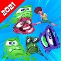 kicko game Vs Cheeni Virus Fight kiko super Speedo icon