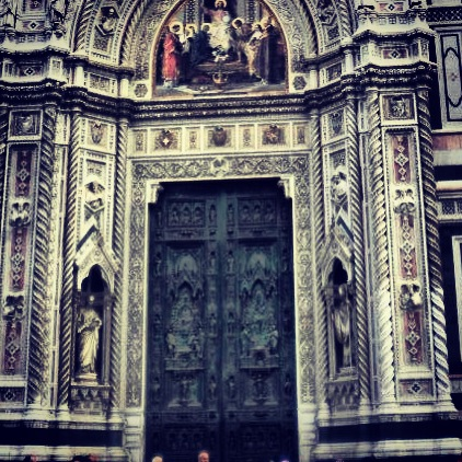 Florence, Italy: Photos of Doorways - Entryways to Homes, Hearts and Cultures