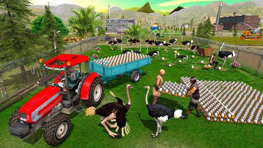 Farming Simulator Game 2018 u2013 Real Tractor Drive 1.4 screenshots 12