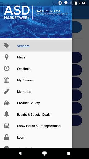 ASD Market Week Events 16.0.1 screenshots 4