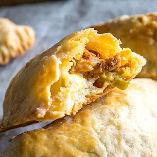 Spicy Chicken and Pickled Jalapeno Empanadas Recipe