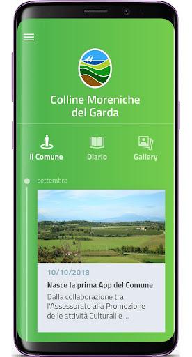 Colline Moreniche del Garda screenshot 3