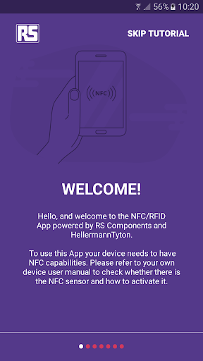 RS RFID/NFC Reader - Apps on Google Play