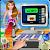 Super Market Cashier Game file APK for Gaming PC/PS3/PS4 Smart TV