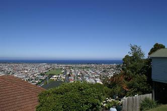 Photo: South Dunedin from Forfar St