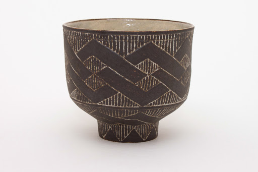 Chris Carter Ceramic Tea Bowl 1