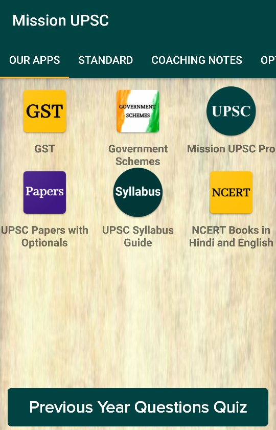 Mission UPSC- screenshot