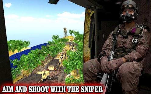 Komando dobrodružství střelbu válku - náhled