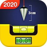 Ruler - Bubble Level - Angle Meter