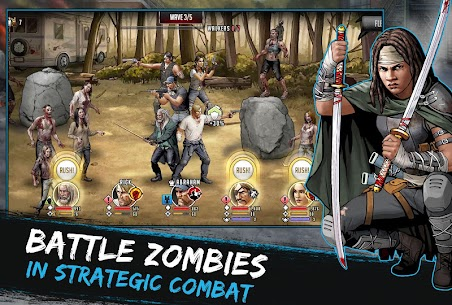 The Walking Dead: Road to Survival 25.0.3.86860 MOD + APK + DATA Download 3