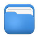 File manager + Backup icon