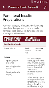 Nurse's Drug Handbook App Latest Version Download For Android and iPhone 3