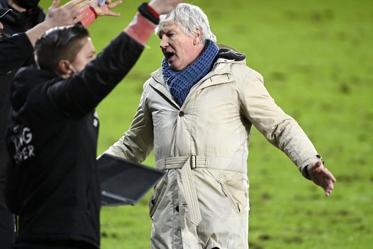 """""""Gaandeweg sloop in de groep de ambitie om play-offs te spelen"""", zegt Marc Brys"""