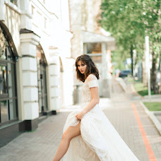 Wedding photographer Katerina Bessonova (bessonovak). Photo of 17.07.2018