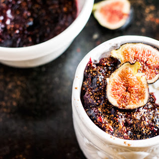 Maple Cinnamon Fig Jam