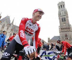 Jens Keukeleire gaat Lotto Soudal verlaten en kondigt nieuwe ploeg aan