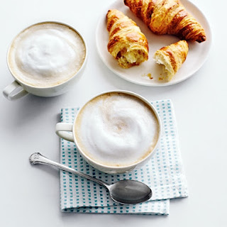 Cardamom Vanilla Latte.