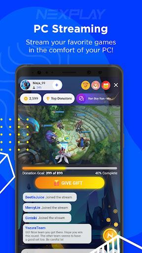 NEXPLAY - Mobile Live Streaming 2.10.32 screenshots 5