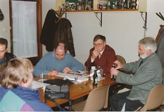 Photo: Bestuur jaren  90