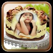 Cake Photo Frames