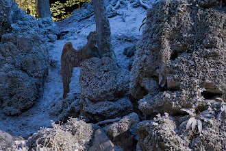 Photo: The Weeping Angels are returning in The Time of the Doctor...