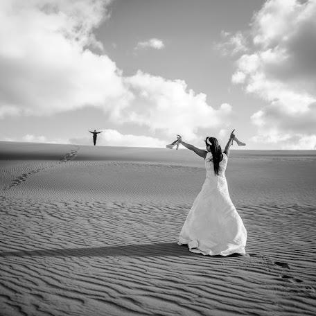 Wedding photographer Leandro Tabaré (Taba). Photo of 06.01.2018