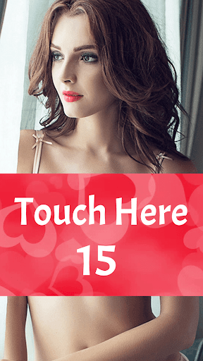 Touch on Girls and See magic: Touch on Girl Prank 1.0.2 Mod screenshots 3