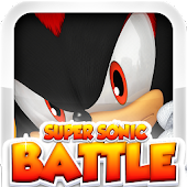 🏃Super Sonic-Battle - Runner