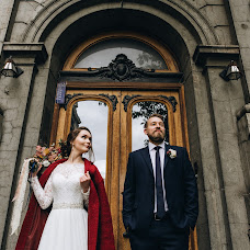 Wedding photographer Liza Medvedeva (Lizamedvedeva). Photo of 23.10.2017