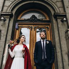 Bröllopsfotograf Liza Medvedeva (Lizamedvedeva). Foto av 23.10.2017
