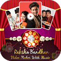 Rakshabandhan Video Maker - Rakhi Video Maker 2020 icon