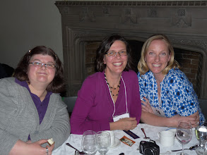 Photo: Day 1 - Cheryl, Karen & Carolyn enjoying good times