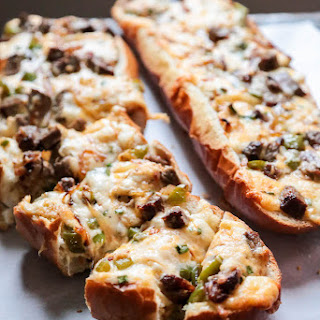 Philly Cheesesteak Bread Recipes