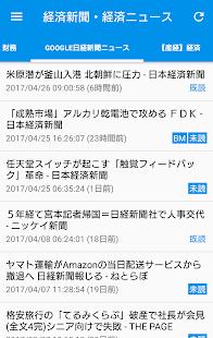 経済新聞・経済ニュース - náhled