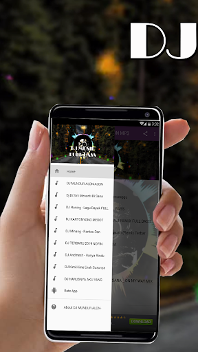 DJ VIRAL MUNDUR ALON-ALON FULL OFFLINE 1.1 screenshots 1